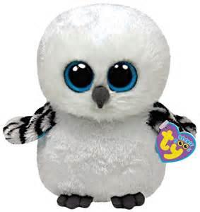 Owl Stuffed Animal by Spells Owl Beanie Boo Bird Stuffed Animal By Ty 36078