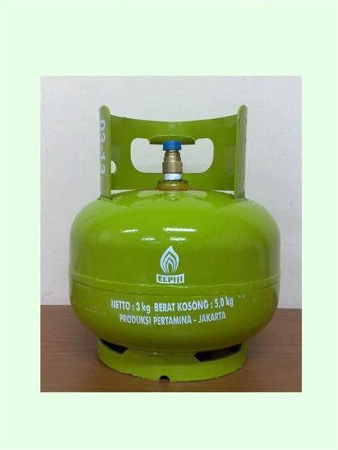 Tabung Gas Kosong 3 Kg Abp Bintang Pratama