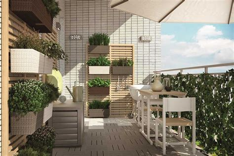 balcone arredare arredare bene il balcone per vivere al meglio la