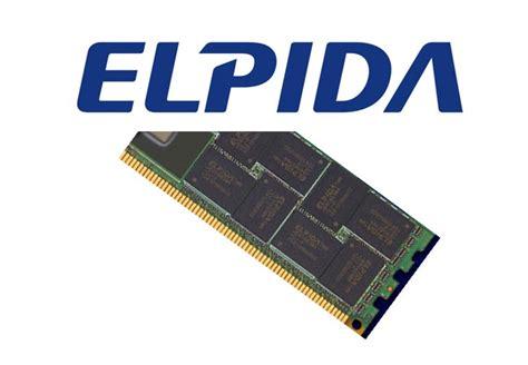 Ram Elpida elpida memory starts shipping 768gb ram sticks