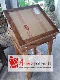Meja Gambar Arsitek jual lightbox