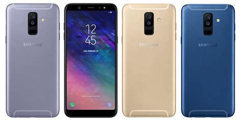 Harga Samsung A6 Dan A6 Plus samsung galaxy a6 plus a6 2018 harga dan spesifikasi