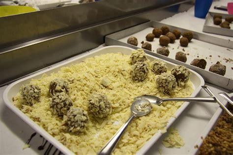 chocolate truffle wedding favours uk chocolate truffle favours