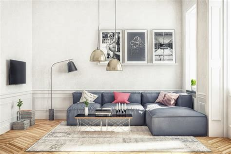 50 Scandinavian living room design ideas  functionality and simplicity