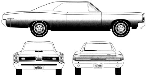 download car manuals pdf free 1965 pontiac gto engine control car blueprints pontiac gto blueprints vector drawings clipart and pdf templates