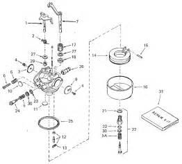 carburetor no 631453 diagram parts list for model h70130230h tecumseh parts all products