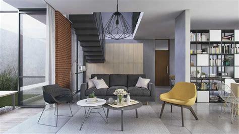 desain kamar tamu hiasan ruang tamu rumah flat kecil desain rumah