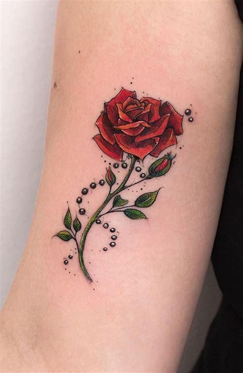 tattoo minimalist instagram minimalist rose tattoo inkstylemag