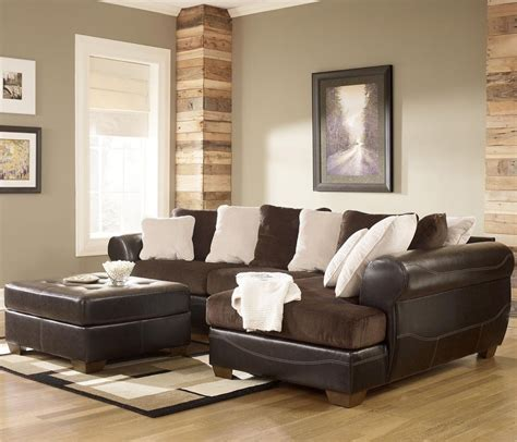 ashley brown sectional couch ashley leather sectional ashley furniture kennard 3 piece