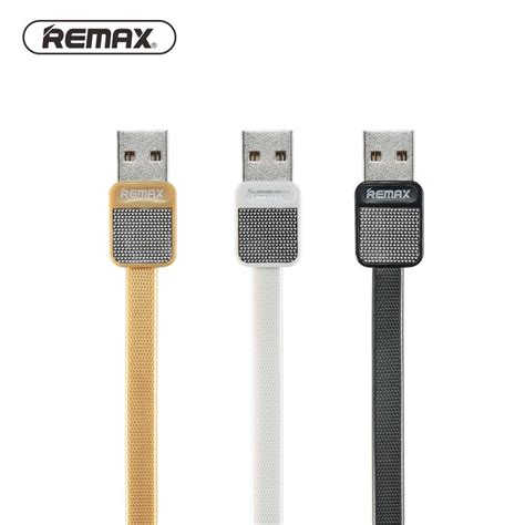 Remax Kabel Data Fast Charging Lightning Iphone 5 remax metal fast charging lightning usb cable for iphone 5 6 7 8 x rc 044i black