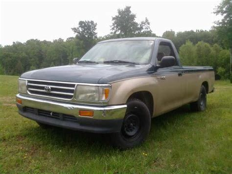 1993 Toyota T100 Shortfuse Rebel S 1993 Toyota T100 Bed In