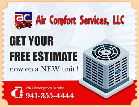 Air Comfort Services 28 Images Premier Comfort