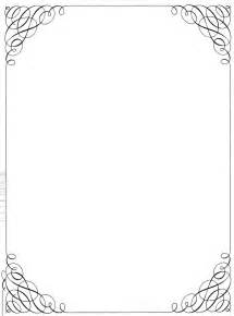fancy border template fancy borders cliparts co