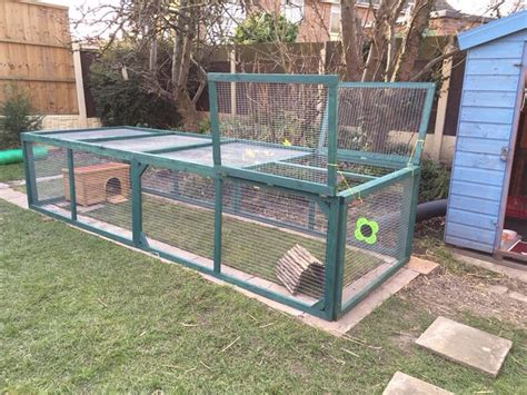gabbia per conigli fai da te recinto per conigli soluzione fai da te e pronta all uso