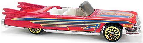 Hotwheels 59 Caddy 59 caddy 85mm 1991 wheels newsletter