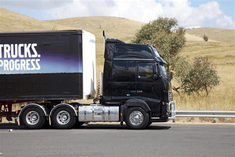 volvo australia trucks volvo fh 16 700 logistics trucking transport news