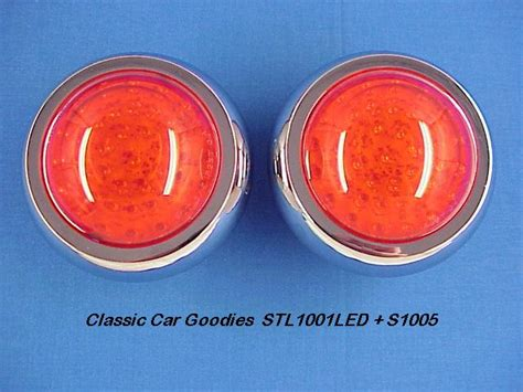 custom led tail lights for cars 1950 s buick pontiac led tail lights custom rat rod