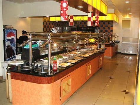 Sushi Area Picture Of The Sushi Bar Area Picture Of Ta Buffet Ta Tripadvisor