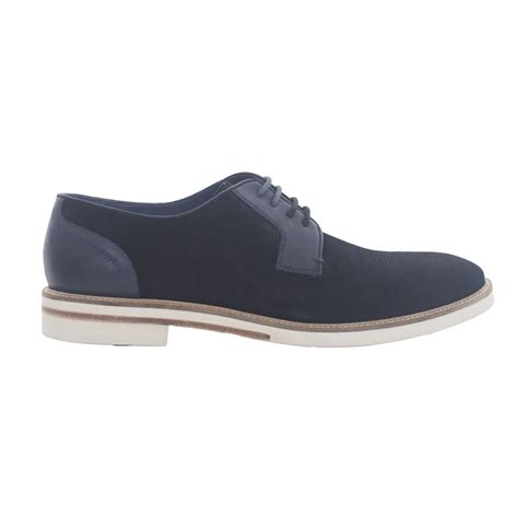 Casual In Navy Blue ted baker siablo casual shoe for in navy blue