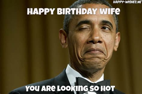 Happy Birthday Wife Meme - happy birthday wishes for wife quotes images and wishes