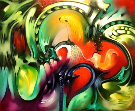 imagenes arte abstracto moderno cuadros pinturas oleos bonitos abstractos modernos