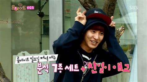dramafire you are the only one 140720 chanyeol on sbs roommate e12 exochocolate