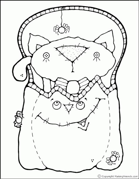 blank cat coloring page black cat coloring page coloring home