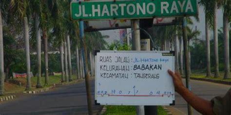 buat kartu nama di tangerang buronan korupsi blbi jadi nama jalan di tangerang