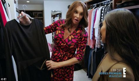 bruce jenner comes out the closet caitlyn jenner throws away bruce s trousers on i am cait