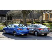 2017 Hyundai Elantra  Out With The Old In New