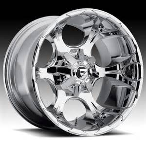 Chrome Truck Wheels Fuel Dune D539 Chrome Pvd Custom Truck Wheels Rims