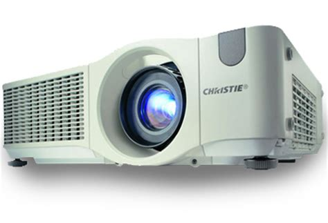 Proyektor Christie christie lw400 3 lcd wxga projector christie visual solutions