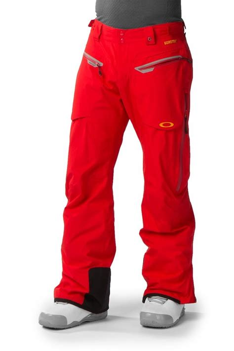 oakley allied gore tex mens ski  snowboard pants