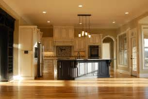 open house plans with large kitchens the sagecrest plan 1226 kitchen traditional