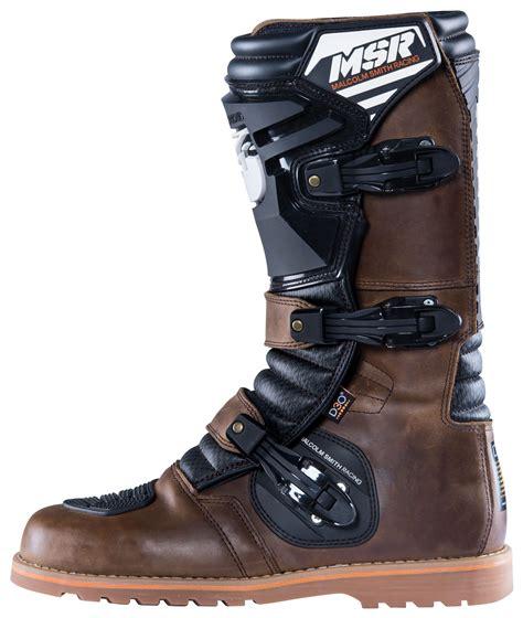 msr motocross boots msr dual sport boots revzilla