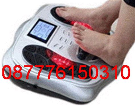 alat pijat kaki 087776150310 stimulator magnetic pluse foot massager nk 188 elektronik wave