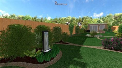 best garden designs gardens before and after landscaping