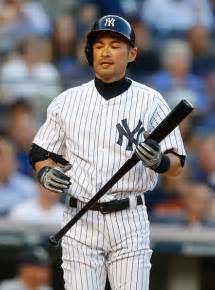Suzuki Yankees Ichiro Suzuki Pictures Seattle Mariners V New York