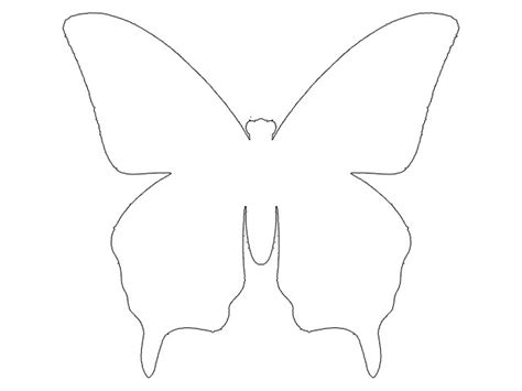butterfly template printable 3d butterfly template pictures to pin on pinsdaddy