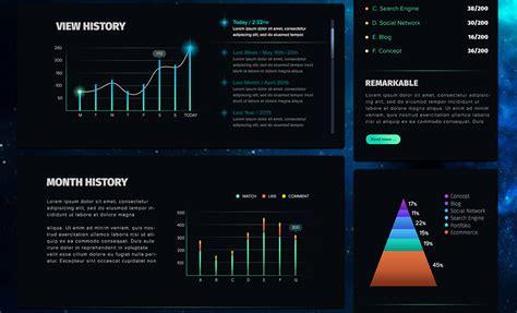 design menu in unity sci fi ui kit 2 0 psd download on behance