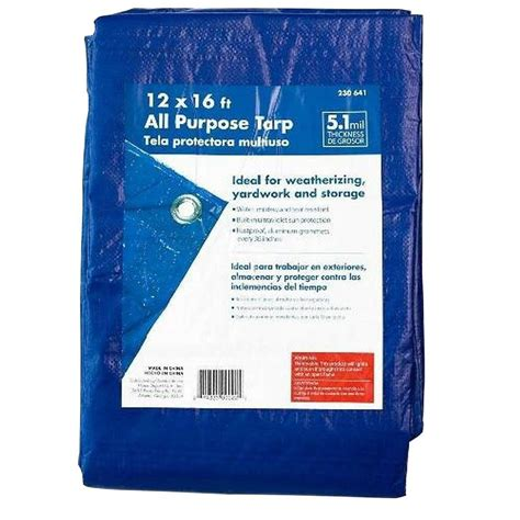 hdx 10 ft x 12 ft blue general purpose tarp hld1012m