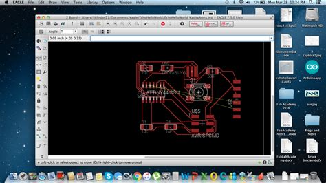 swt layout redraw update week 6 electronics design