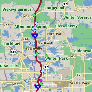 where is maitland florida on a map maitland fl pictures posters news and on your