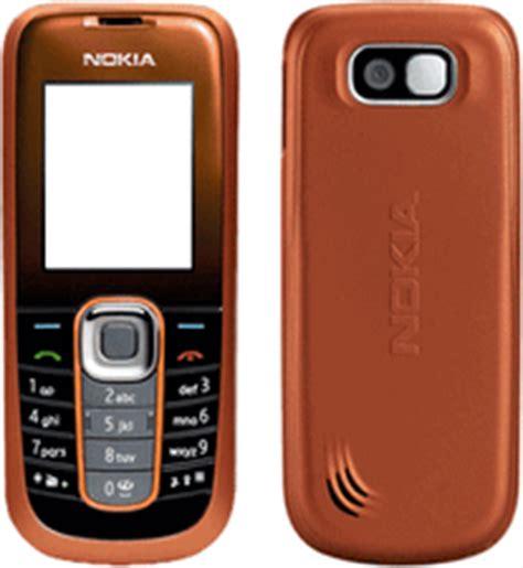 Casing Nokia 2600c 2600 Classic orange nokia 2600 classic original cover