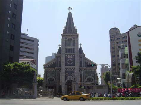 holy rosary cathedral kaohsiung wikipedia