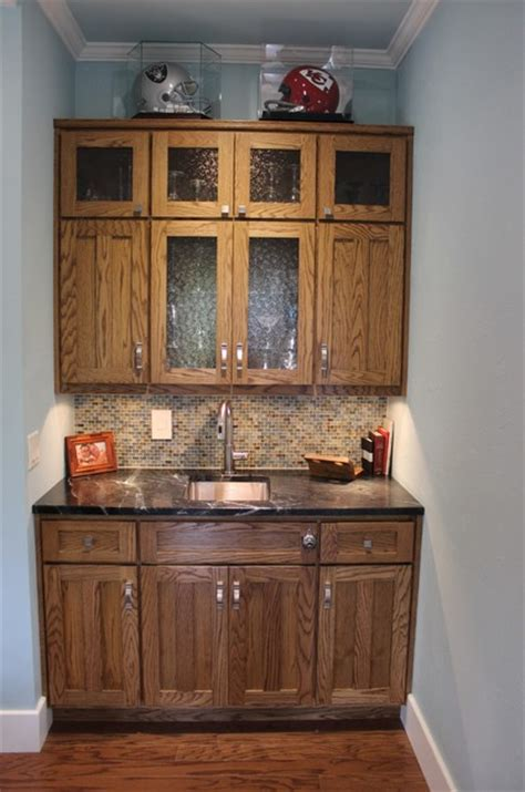 Built In Bar Cabinets Custom Built In Bar Cabinet