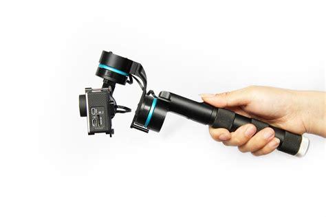 Gopro Gimbal amazing 3 axis handheld gimbal for gopro hero3 3 hero2 demo by eye of mine cameras