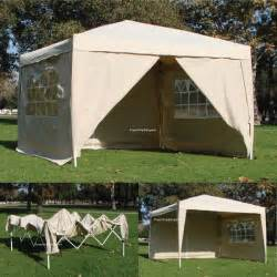 Small Gazebos For Camping by How To Turn Portable Gazebo Into Highly Beautiful Gazebo
