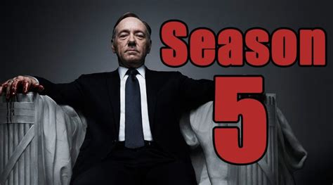 house of cards 5 house of cards die f 252 nfte staffel kommt im mai b o n z