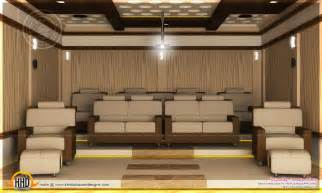 Home Theater Design Kerala Home Theater Bedroom And Dining Interior Kerala Home